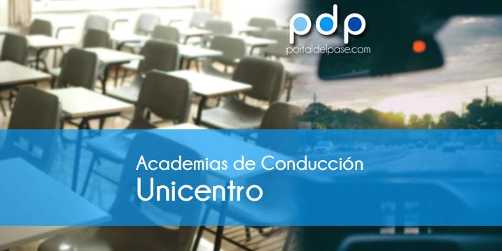 academias de conduccion en Unicentro