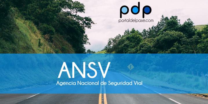 ansv - agencia nacional de seguridad vial