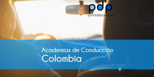 directorio de academias de conduccion en colombia