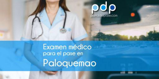 examen medico para el pase en Paloquemao